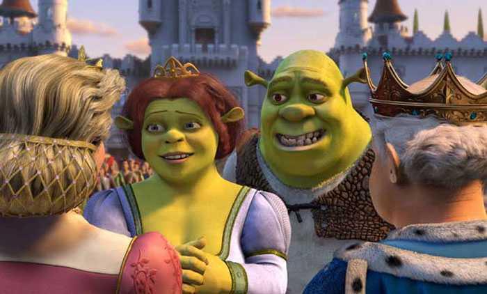 Shrek 2 Reeling Reviews
